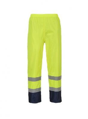 contrast esőnadrág - sárga/tengerészkék 1.