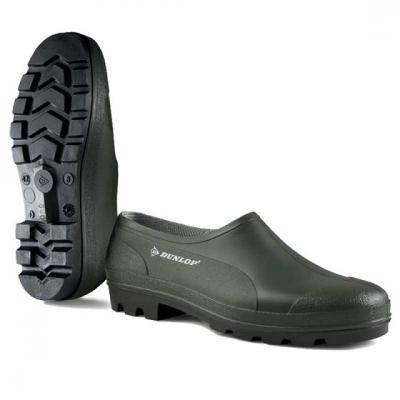 PVC zöld cipő 1.