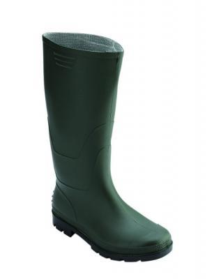 d854a27bb4 FARMER-Z PVC csizma, zöld extra méret