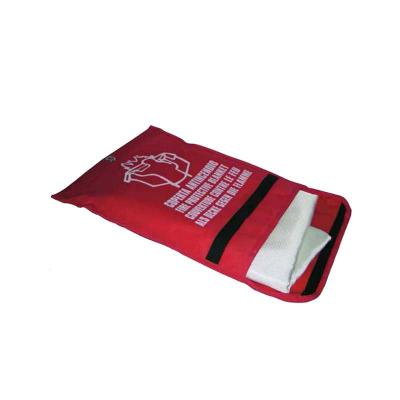Tűzelfojtó takaró tasakban 150X150 CM 1.