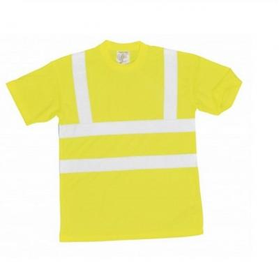 S478 Jól láthatósági póló sárga 1.