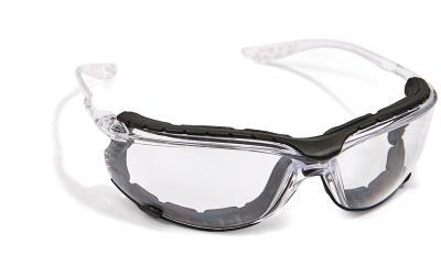 CRYSTALLUX védőszemüveg EVA betéttel 1.