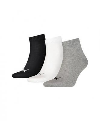 Puma unisex zokni - 3pár/csomag 1.