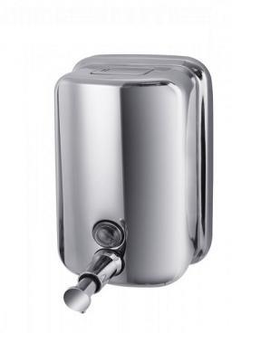 Rozsdamentes acél folyékony szappan adagoló 500 ml 1.