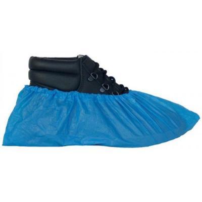 Nylon kék gumis cipővédő 1.