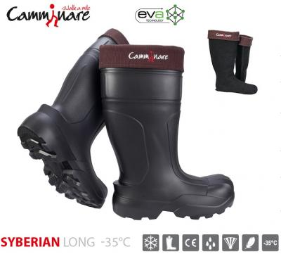 Syberian Long – FEKETE (CAMMINARE) 1.
