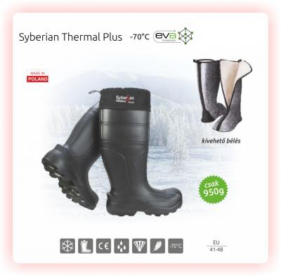 Syberian Thermal Plus (CAMMINARE) 1.