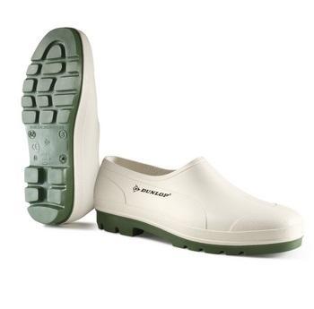 PVC/nitril fehér cipő 1.