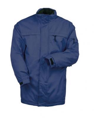 POLE OUEST kék télikabát 78efe45db1