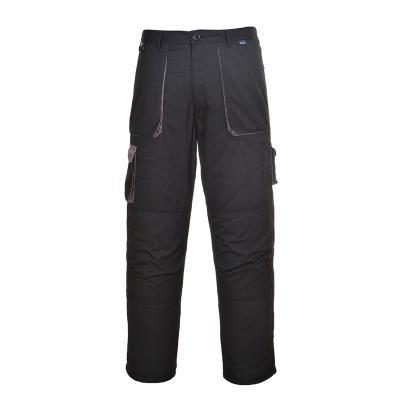 TX16 - Texo Contrast bélelt nadrág - fekete 1.
