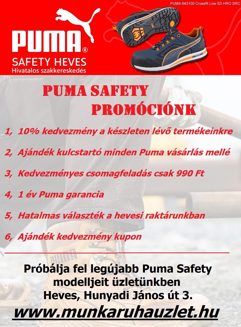Mérettáblázat Puma lábbelikhez   Munkaruha Webáruház